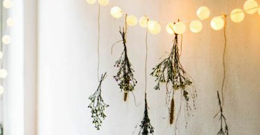 Creative ideas with ping pong balls - make a ping pong ball string light copy