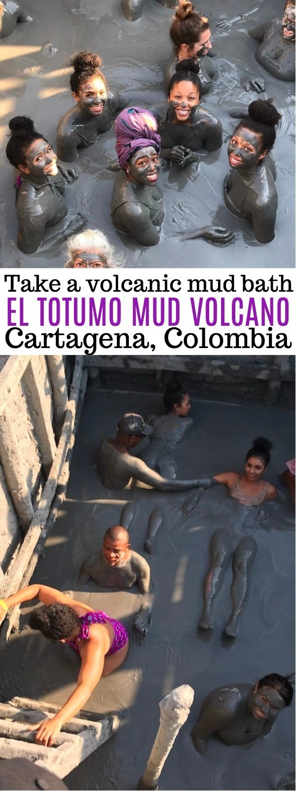 Take A Volcanic Mud Bath In El Totumo Mud Volcano - One Of The Best Day Trips From Cartagena