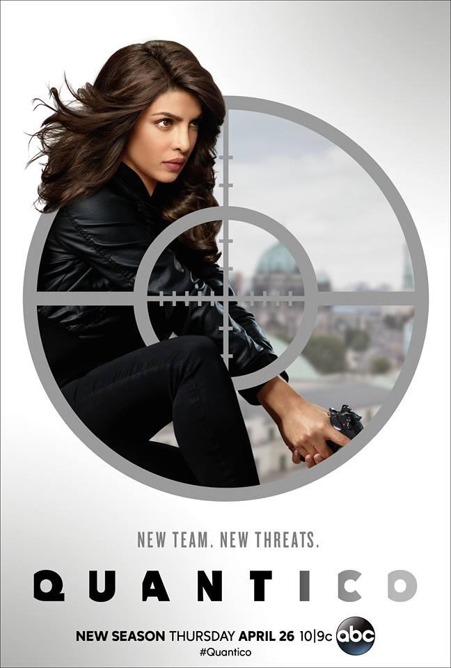 ABC Quantico poster