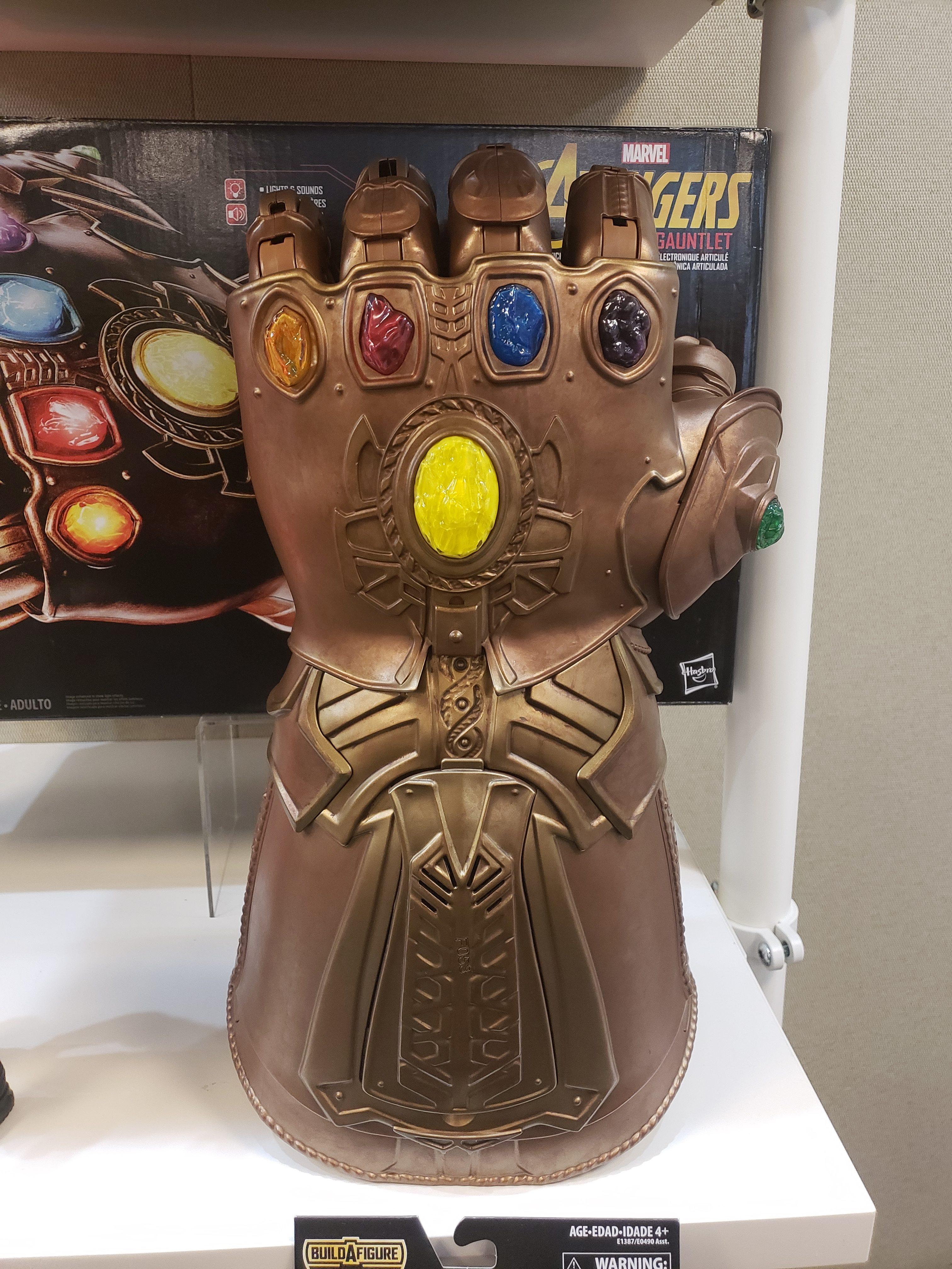 Avengers merchandise, Thanos Infinity Stone Gauntlet