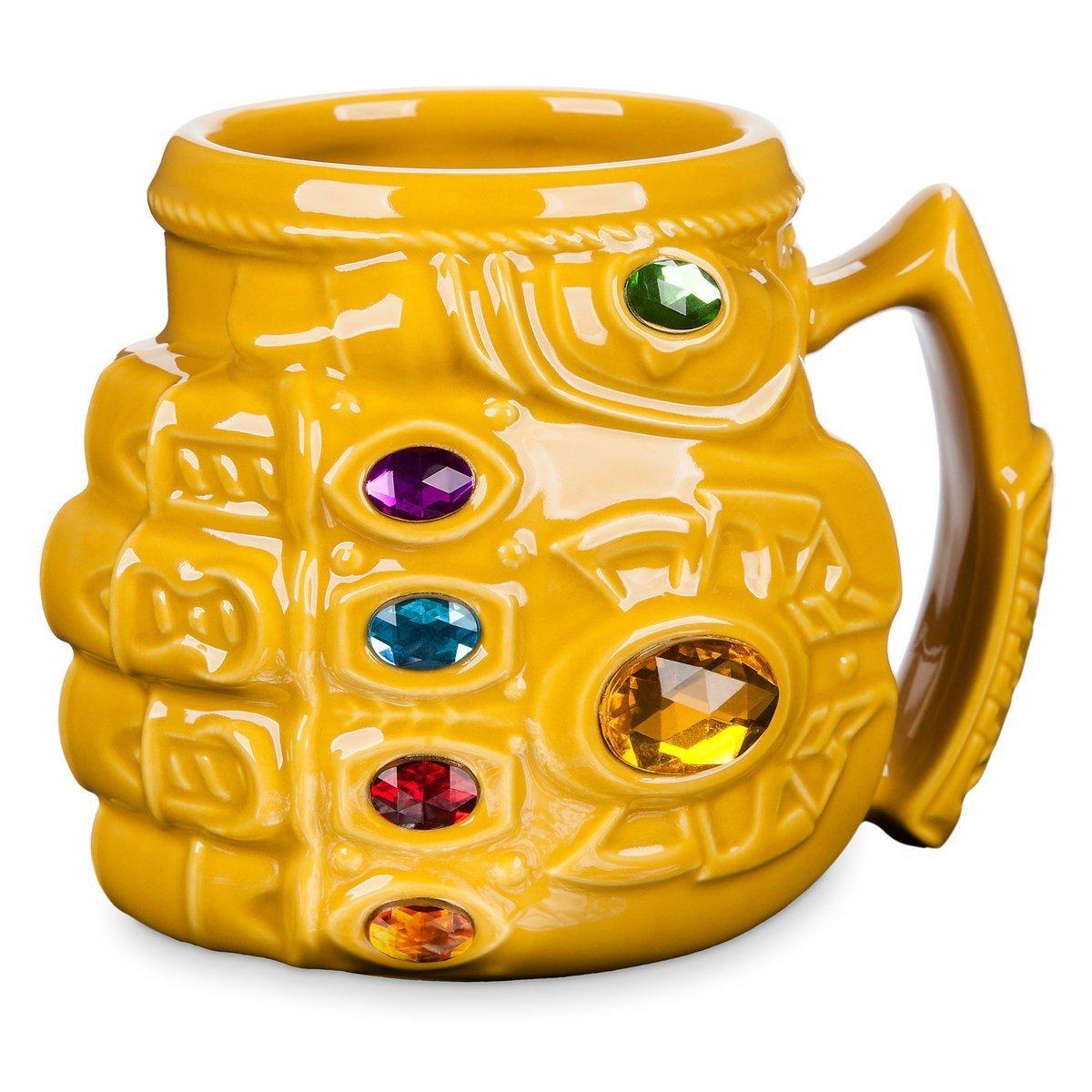 Thanos Infinity Stones Gauntlet Mug