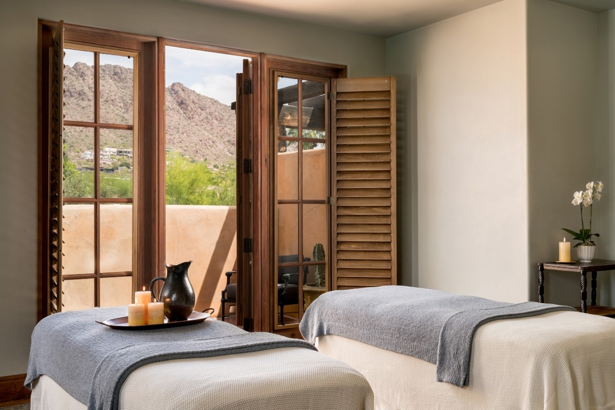 Alvadora Spa at Royal Palms Resort & Spa, Phoenix AZ