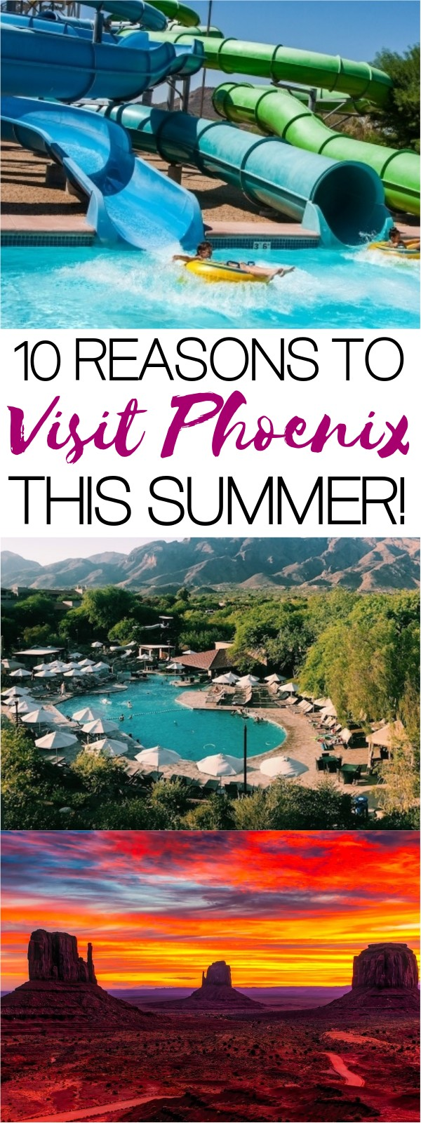 Travel To Phoenix In The Summer YES Here Are 10 Reasons To Visit Arizona When Its Hot - things to do in Phoenix in the summer | Phoenix summer weather | summer activities in Arizona | honeyandlime.co