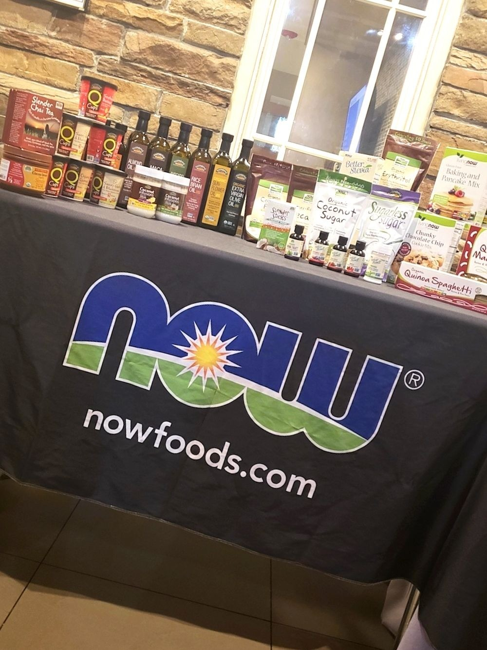 NOW Foods brand natural foods and products