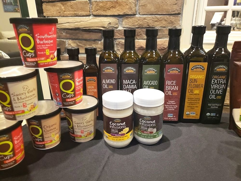 NOW Foods brands Ellyndale Oils and Q Cups