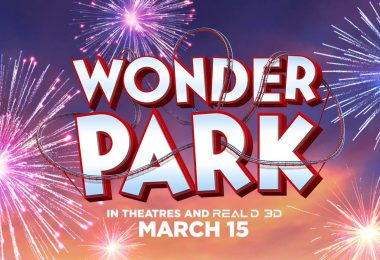 Paramount Pictures Wonder Park Movie Logo