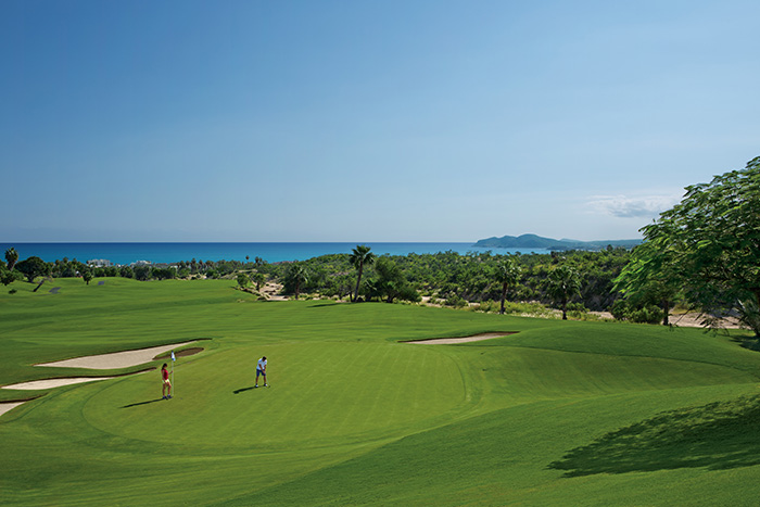 Cabo Real Golf course at Dreams Los Cabos Golf Resort and Spa