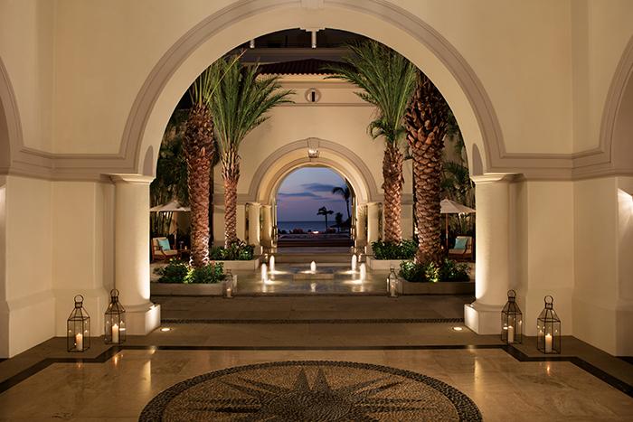 Lobby at Dreams Los Cabos Golf Resort and Spa